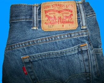Levis 517 Boot  42 W x 32 L  Made in USA
