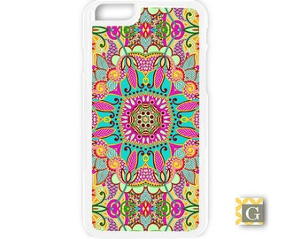 Galaxy S8 Case, S8 Plus Case, Galaxy S7 Case, Galaxy S7 Edge Case, Galaxy Note 5 Case, Galaxy S6 Case - Pink Paisley