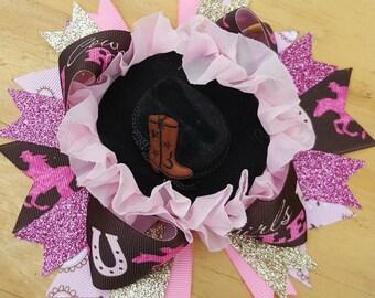 Western Cowgirl OTT Bow