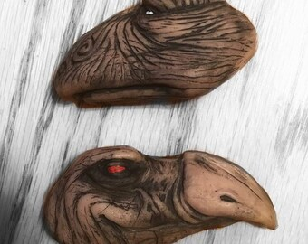 Dark Crystal Magnets