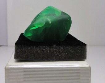 Chrysoprase, Facet grade, Chromium, GAL Certified, Specimen, crystal, gem gemstone