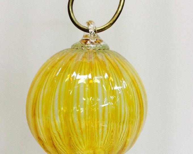 SALE ~ Classic Hand Blown Glass Ornament