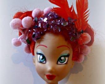 Odette ooak  vintage Winx dolls,