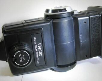 Vivitar 285HV Zoom Thyristor Flash - Minty