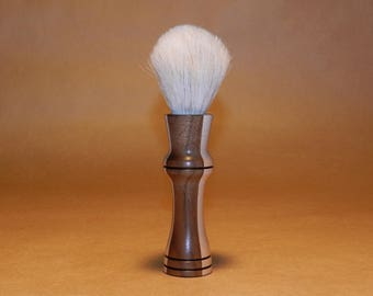 Walnut / Maple Shave Brush