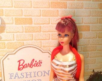 Vintage titian tnt ponytail barbie