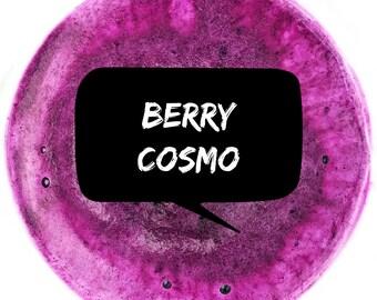 Berry Cosmo Vegan Bath Bomb