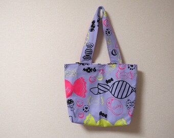Kawaii candy fashionable tote bag