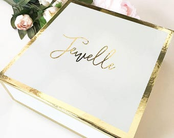 Personalized Gift Box, Oh Baby!