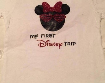 Girls Disney Shirt