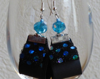 Earrings disco