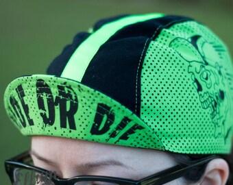 Ride or Die cycling cap