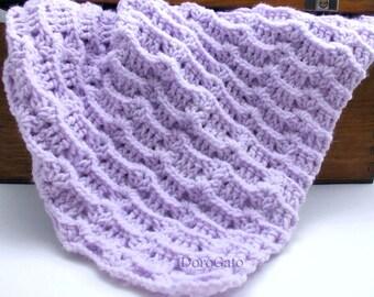 Easy Beginner Crochet Baby Blanket Tutorial : Tutorial crochet blanket pattern Easy Crochet Baby Blanket