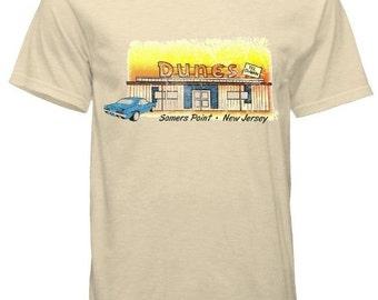 Vintage Dunes Til dawn Jersey Shore T-Shirt