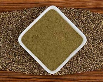 Organic Hemp Powder - 50% Protein
