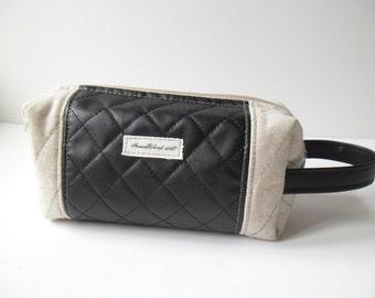 Gift for men-bags-purses-cosmetic-toiletry storage-wedding gift groomsmen groomsman groom-toiletry bag-toiletry case-Dad gifts