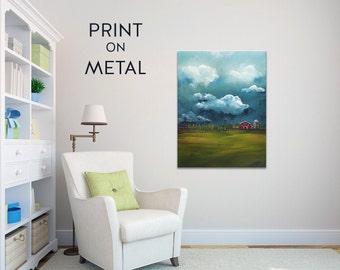 "Shop ""metal wall art"" in Drawing & Illustration"