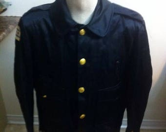 Vintage Chicago police jacket 1980s 90s
