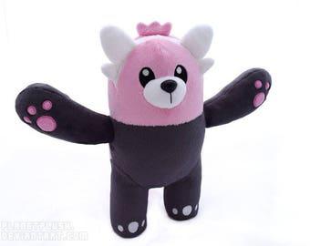 Bewear Custom Plush Pokemon