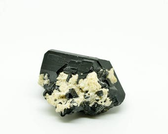 Black Tourmaline with pegmatite - BT56