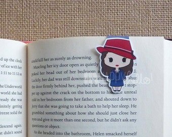 Magnetic Bookmarks • Secret Agent