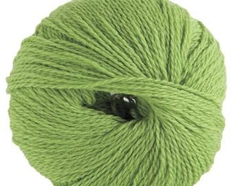 KNIT PICKS Palette Yarn, Fingerling, 50g, 231 Yds, Color - Peapod