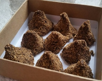 Handmade incense cones, hand blended incense, protection incense, pagan ritual incense, pure incense blend
