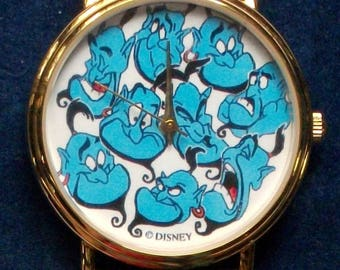 Disney Retired Alladin Watch! New