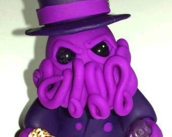 Purple Gentleman Cthulu
