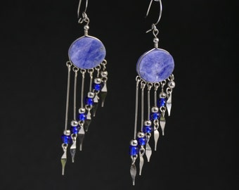bohemian jewelry boho jewelry gift for her jewelry bohemian earrings boho boho earrings dangle earrings womens gift boho chic gifts for her