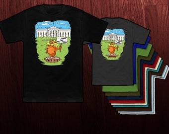 I Speak For The Trees- Oversized Heavyweight Tshirt