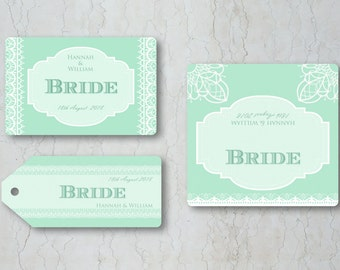 Classic Lace Place Cards