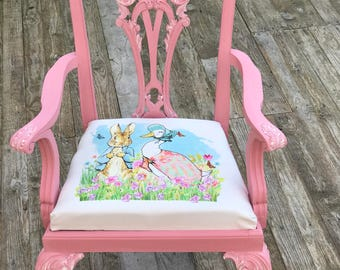 Peter Rabbit child size chair
