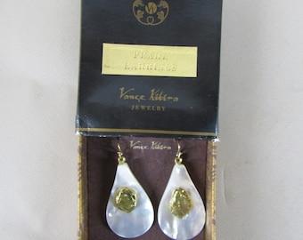 Vance Kitira pearl earrings made in Thailand