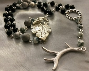 The Silver Forest: Prayer Beads for Artemis