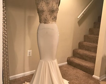 Custom prom gowns