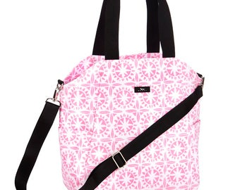 "Oh Buck It Bag in ""Compass Rose"" print/SCOUT/Crossbody Bag/Gym Bag/Beach Bag/Gift Bag"