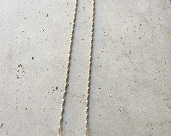 """Copper Wire  """"Infinity Knot"""" Necklace"""