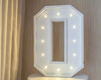 Marquee letters - Marquee letter - Light up letters - Letter lights Marquee sign Home decor Light up letter Light Bulb Letters Wall DECOR