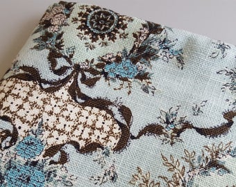 Vintage Style Fabric Home Decor Fabric Floral Fabric