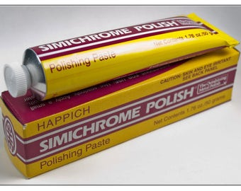 Simichrome Metal Polish - 50 Gram-1.76 oz-Metal Polish-Polishing Paste