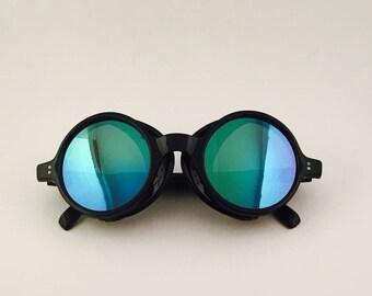 HI FEVER Sunglasses Vintage 466