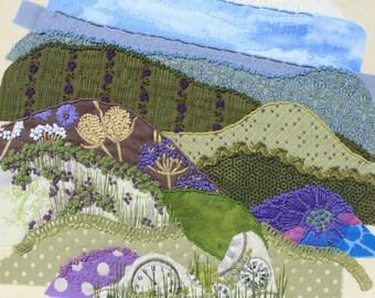 Moorland Mounted Prints