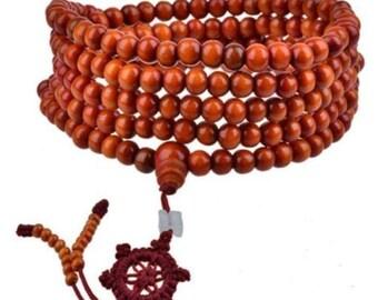 Wood necklaces/bracelets
