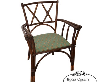 Bent Wood Chair Etsy