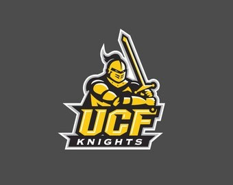 University of Central Florida - UCF Knights Full Color Decal/Sticker