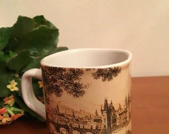 Vintage Italia coffee  tea cup