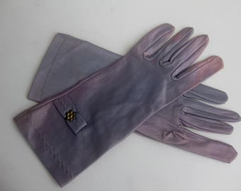 50 he j. refined fabric gloves
