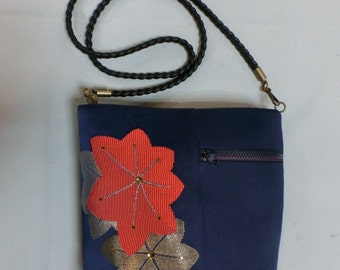 Kimono Obi shoulder bag