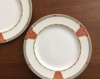 Alfred meakin abercorn dinner plate made england